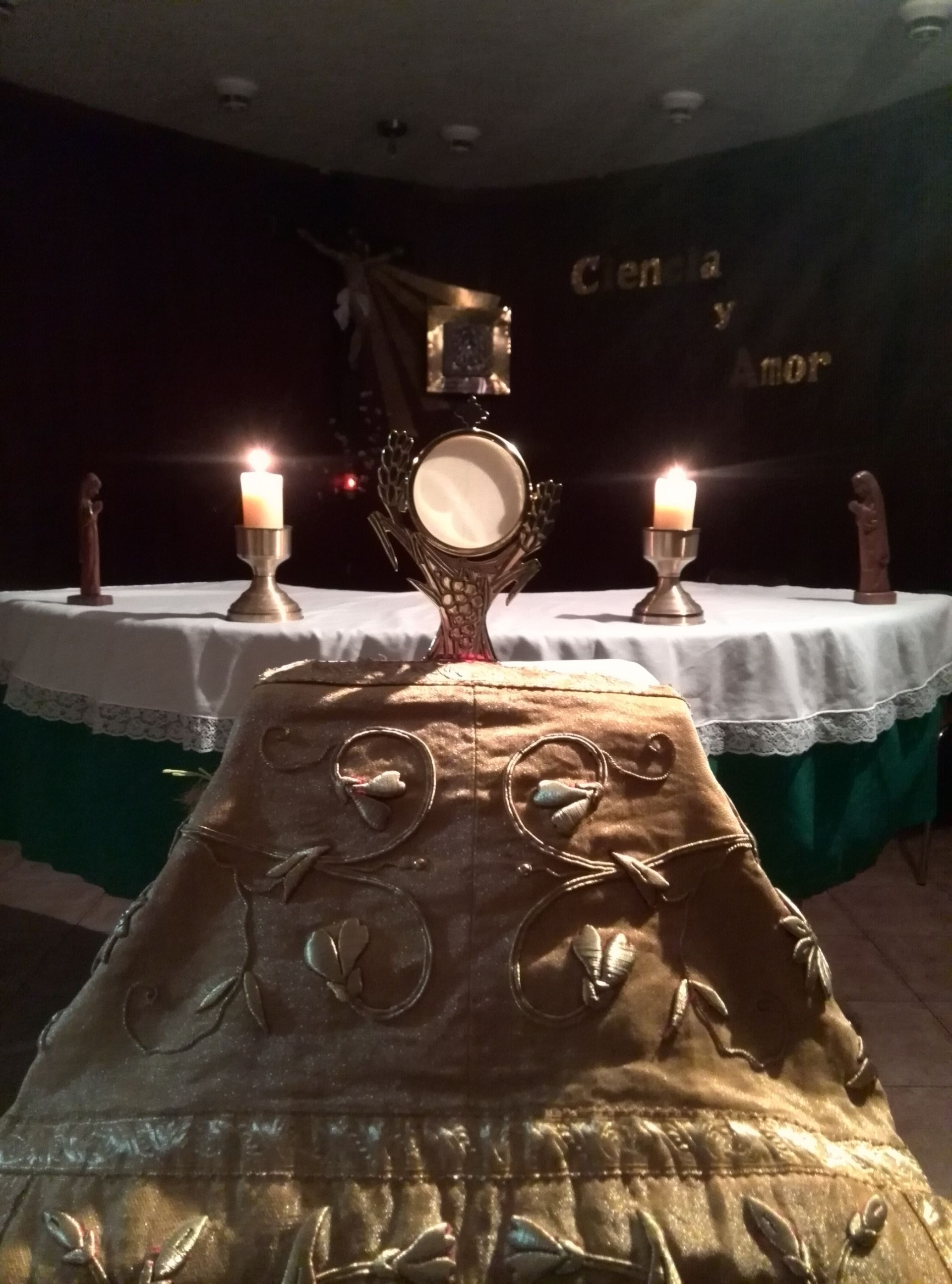 light, candles, santisimo sacramento, to illuminate, eucharistic adoration, jesus alive
