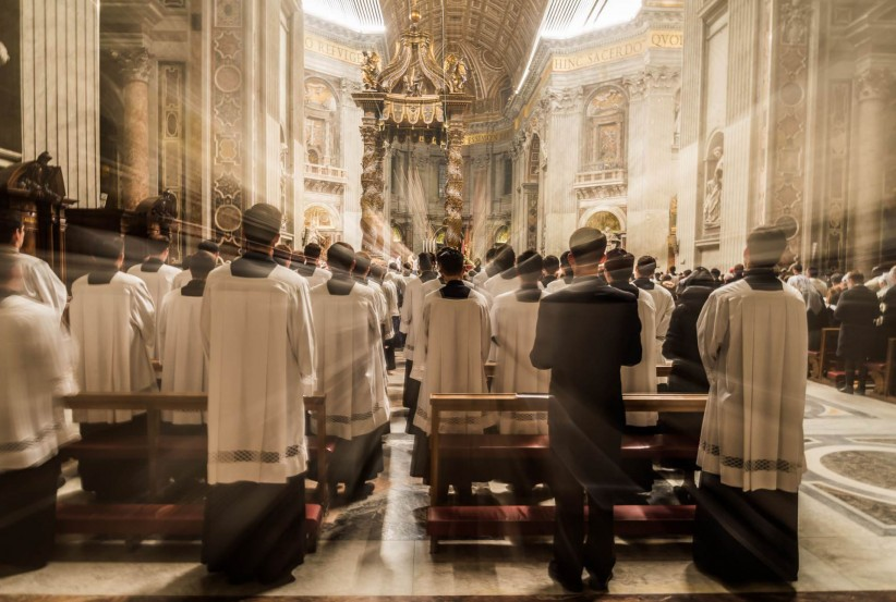 san pedro, Rome, priests,  rome, Eternal City, legionaries, religious, consecrated