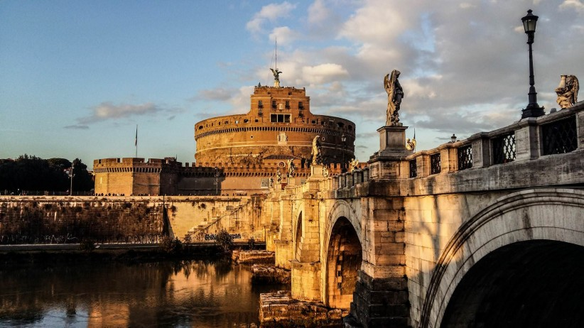 san pedro, rome,  rome, eternal city, castle, sant angelo
