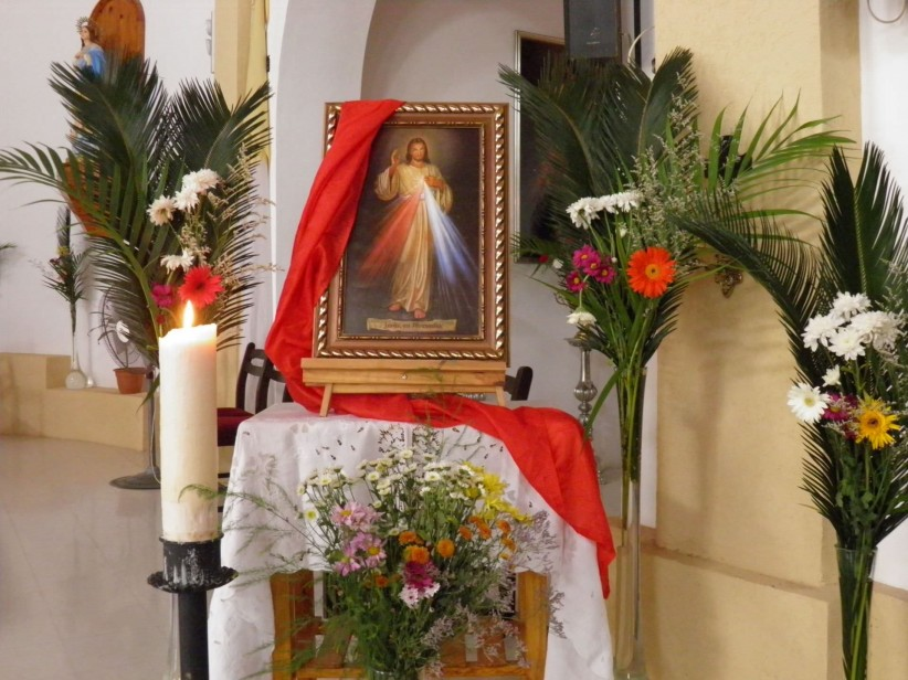devotion, merciful jesus, divine mercy