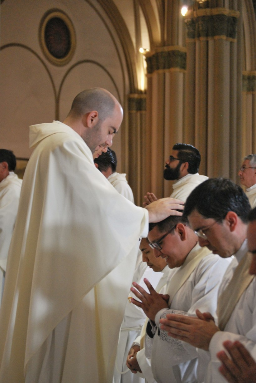 cathedral, priestly ordination