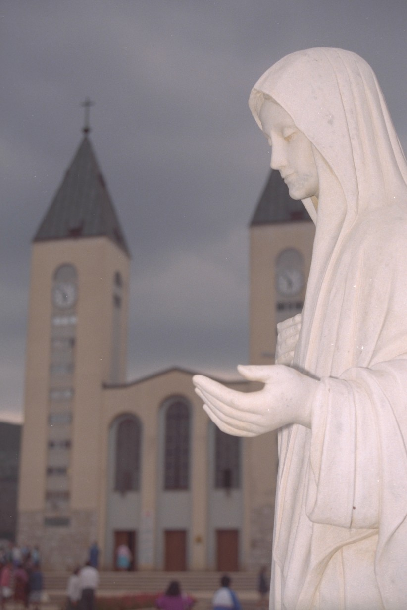 Queen of Peace, Medugorje
