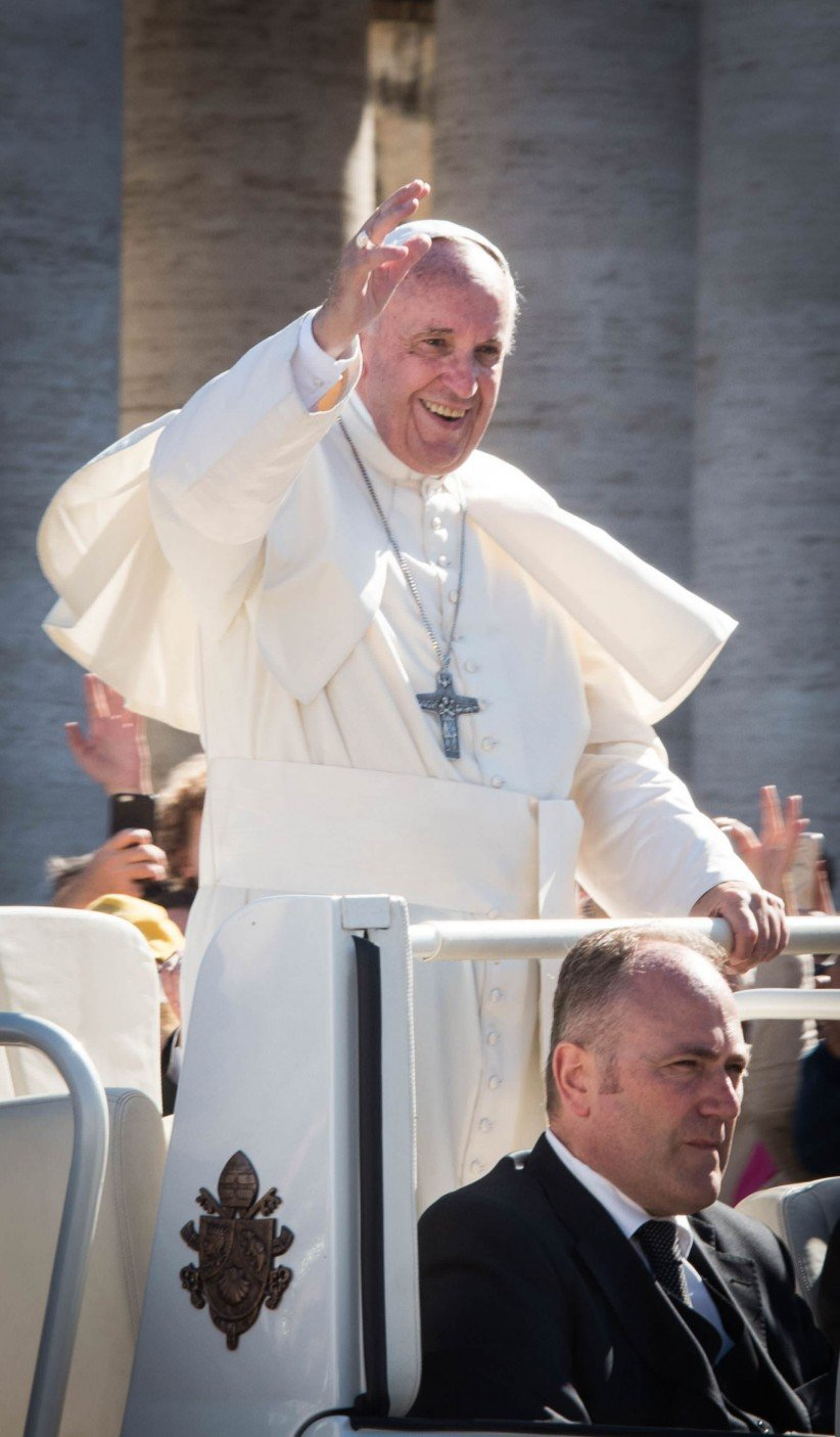 pope,  francisco, joy,  rome, rome, audience