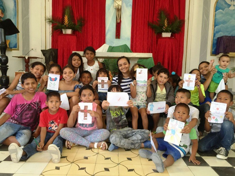 church, christ, love, jesus, children, mission, joy, catechesis