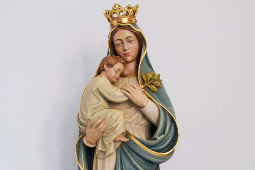 Virgin, mother, jesus, Maria, nino, Queen, Mama