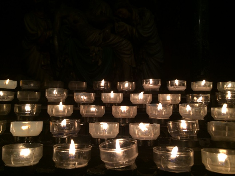 light, candles, darkness, to illuminate, clarity