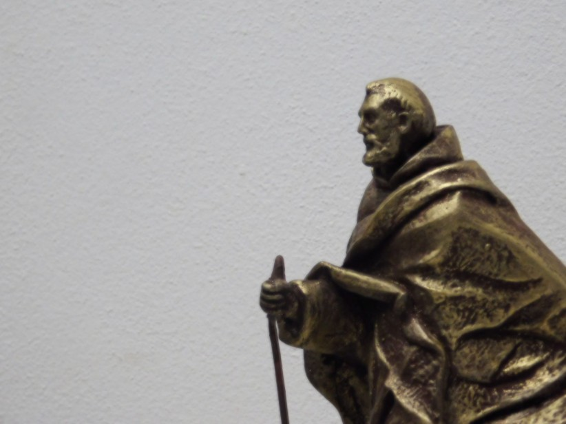 holy, statue, saint john of the cross