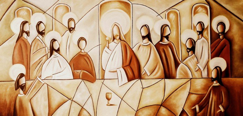 eucharist, easter, price, jesus, holy thursday, apostles, last supper