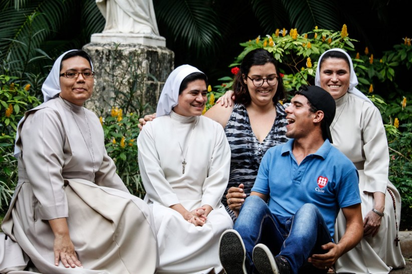 nun, nuns, fe, consecrated, vocations