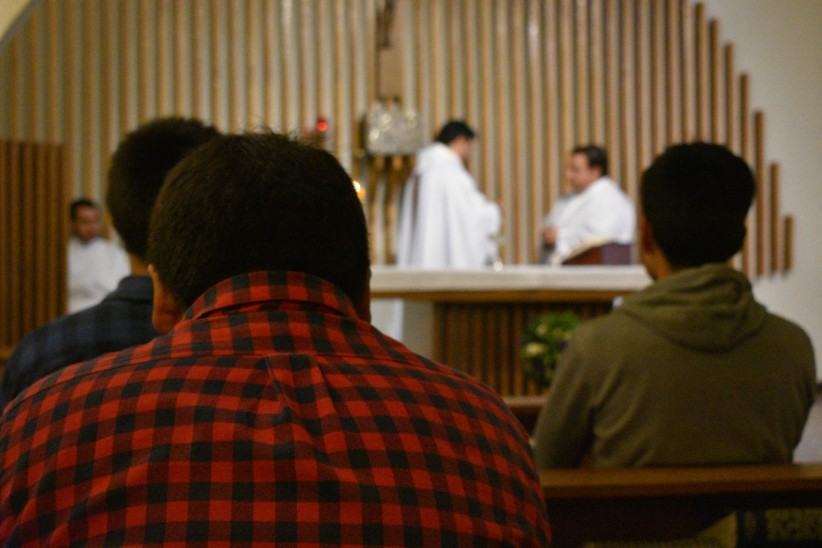young, young boys, mass, vocation, seminarian, offerings, seminar, pastoral