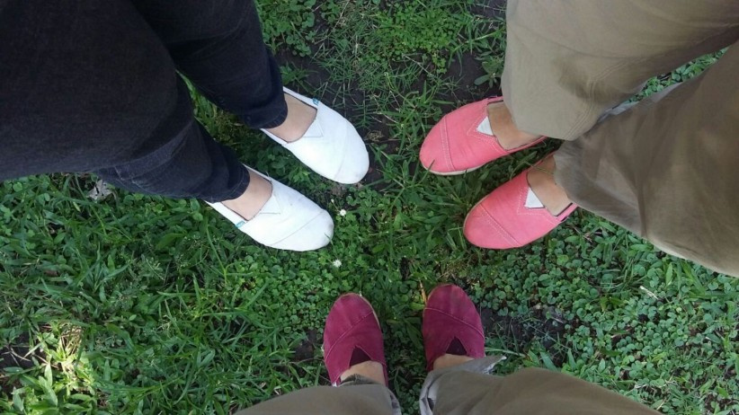 friendship espadrilles color grass grass green friendly streams companeras colors nature