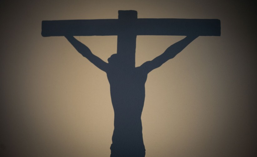 cross, christ, love, jesus, salvation, passion, contrast, easter