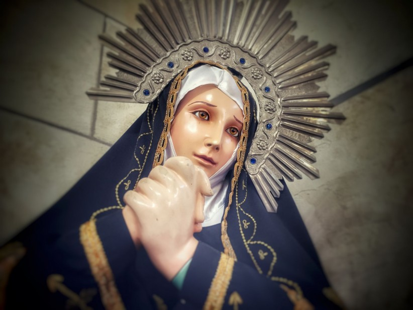 christ, virgin, love, mother, maria, mexico, painful, pain