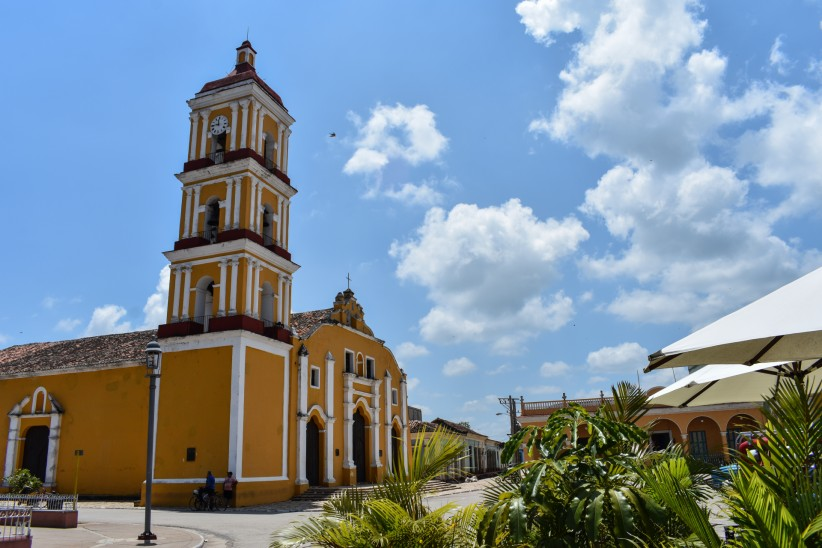 church, urban, village, saint john baptist, cuba