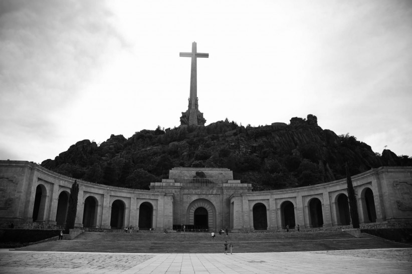 church, Christ, basilica, Jesus Christ, monument, Valley of the Fallen, monastery, abbey
