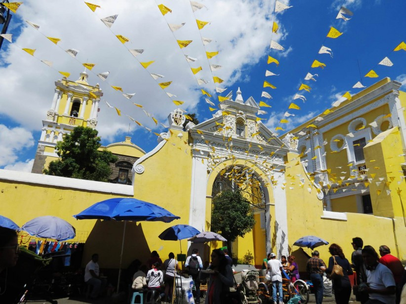 church, party, puebla, the mercy