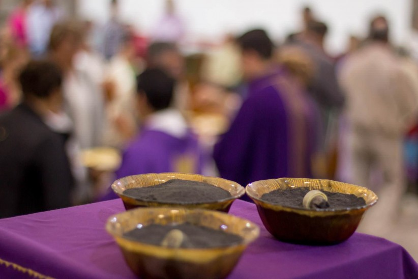 ash wednesday, lent