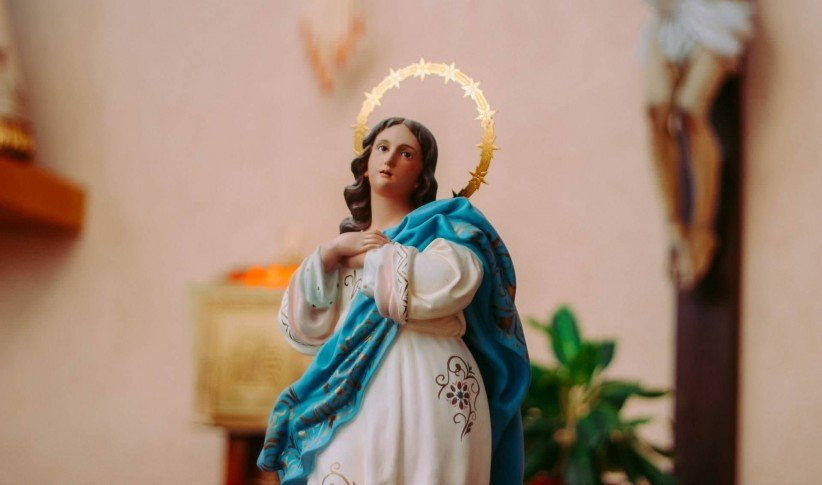 , virgin mary, immaculate conception, very pure conception, immaculate