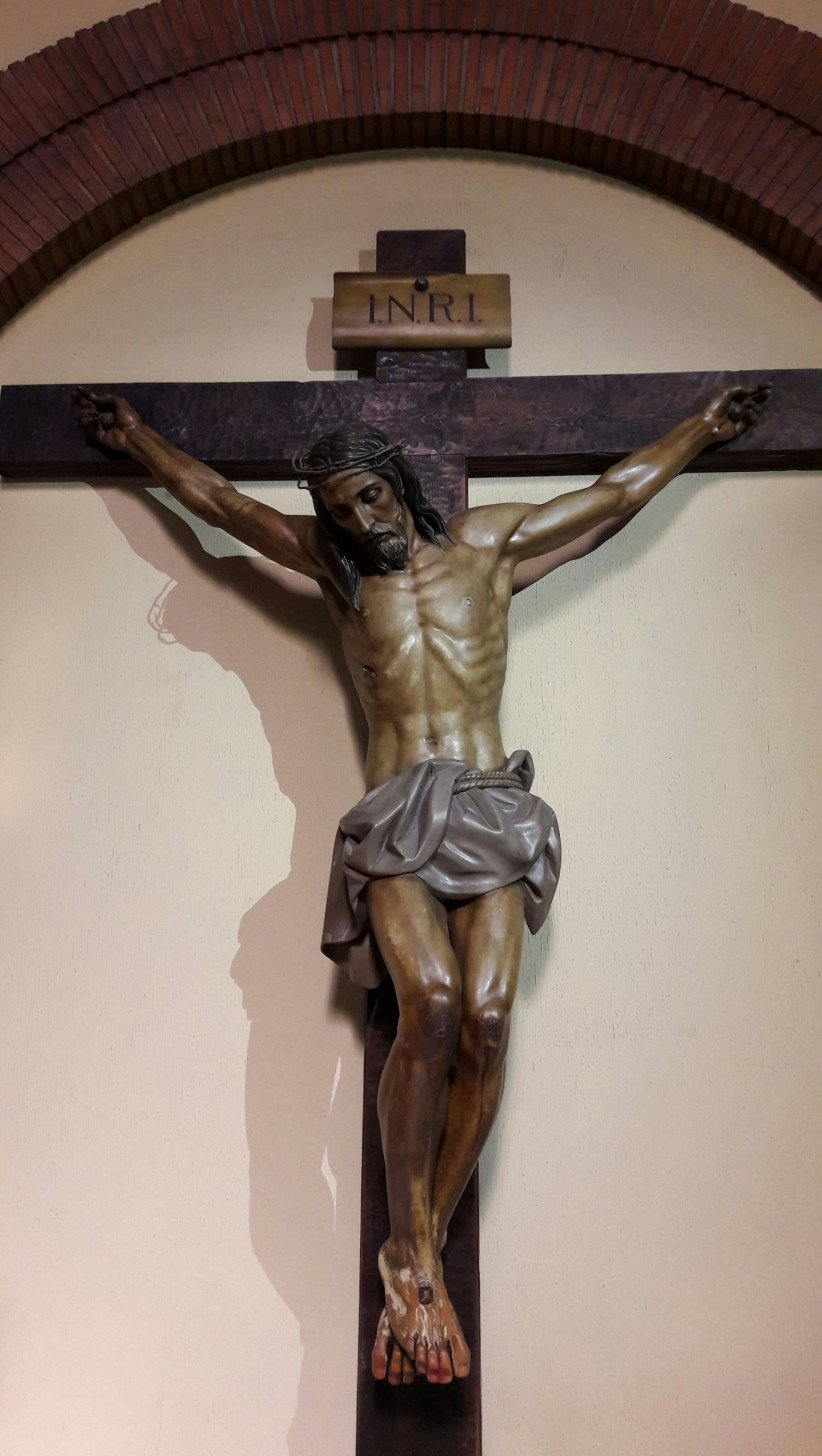 cross, christ, jesus, passion, crucifixion, redeemer, crucified, salvador