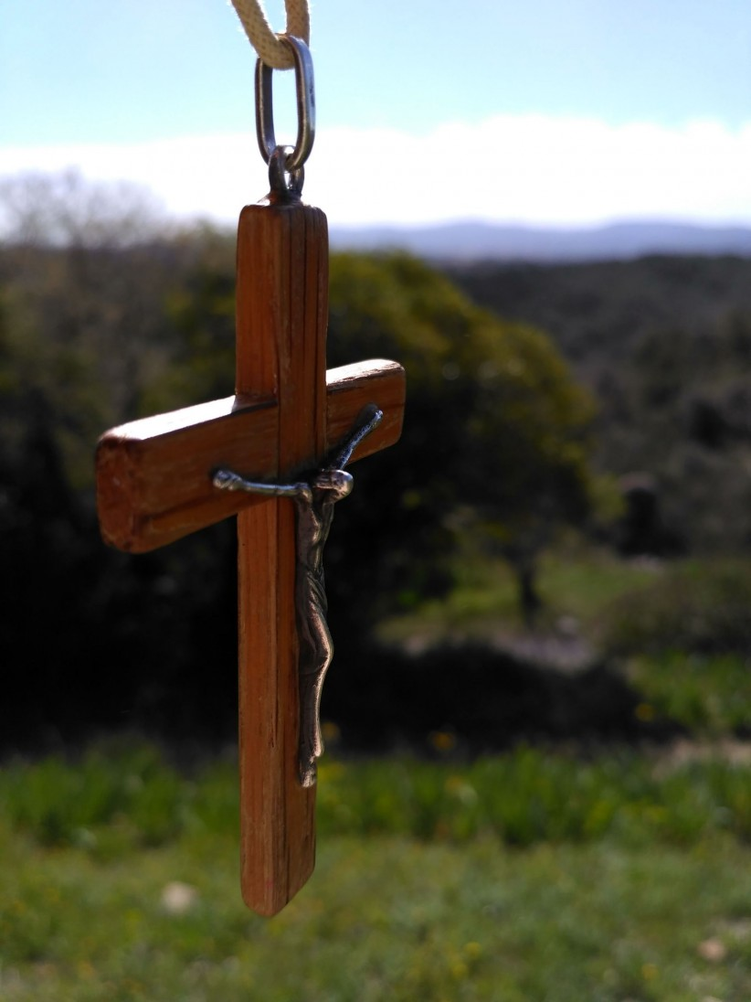 cross, crucifix, sign, focus, symbol