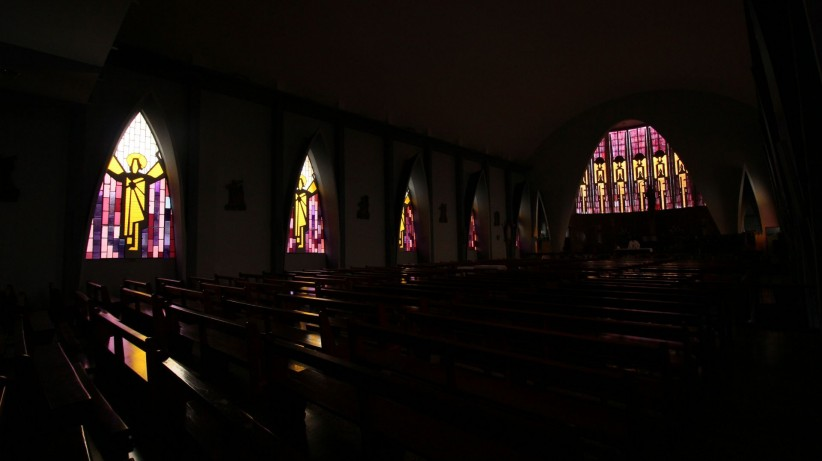 light, church, jesus, lighthouse, temple, chapel, reflection, sacred