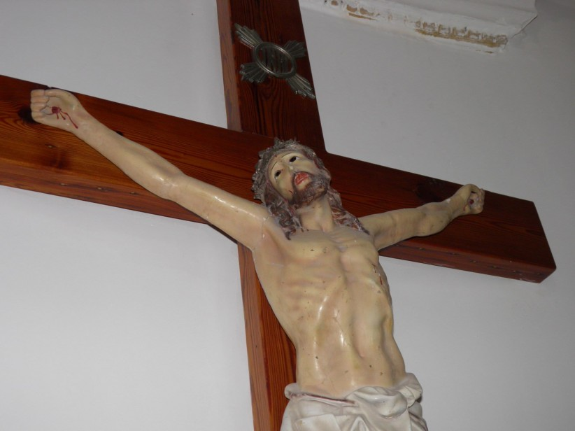 cross, christ, altar, jesús, god, crucified, look, blood